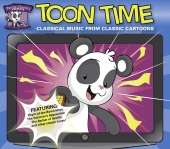 Album artwork for Toon Time - Classical Music from Classic Cartoons
