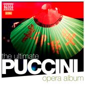 Album artwork for The Ultimate Puccini Opera Album