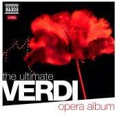 Album artwork for The Ultimate Verdi Opera Album