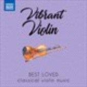 Album artwork for VIBRANT VIOLIN
