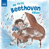 Album artwork for My First Beethoven Album
