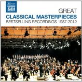 Album artwork for Great Classical Masterpieces - Bestselling Recordi