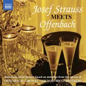 Album artwork for Josef Strauss Meets Offenbach