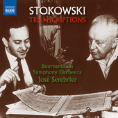 Album artwork for Stokowski Transcriptions / Serebrier