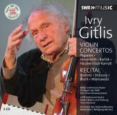 Album artwork for Ivry Gitlis Original SWR Tapes Remastered (1962-19