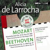 Album artwork for Mozart: Piano Concerto No. 22 - Beethoven: Piano C