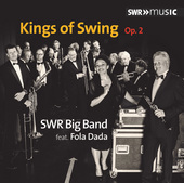 Album artwork for Kings of Swing, Op. 2 (Live)