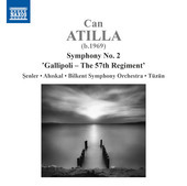 Album artwork for Can Atilla: Symphony No. 2 in C Minor