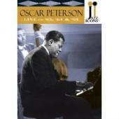 Album artwork for Oscar Peterson Live in 63, 64 & 65