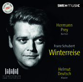 Album artwork for Schubert: Winterreise, Op. 89, D. 911 / Prey