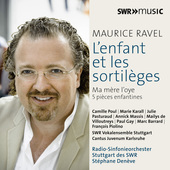 Album artwork for Ravel: Orchestral Works, Vol. 5