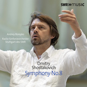 Album artwork for Shostakovich: Symphony No. 8 in C Minor, Op. 65