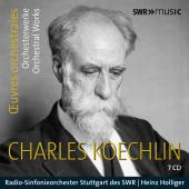 Album artwork for Koechlin: Orchestral Works