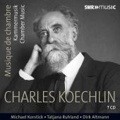 Album artwork for Koechlin: Chamber Works