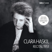 Album artwork for Piano Recital 1953 (Live)