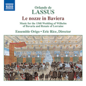 Album artwork for Lassus: Le Nozze in Baviera
