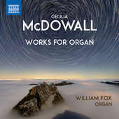 Album artwork for McDowall: Organ Works