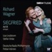 Album artwork for Wagner: Siegfried, Act III (abridged)