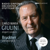 Album artwork for Bruckner: Symphony No. 9, WAB 109