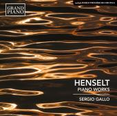 Album artwork for Henselt: Piano Works