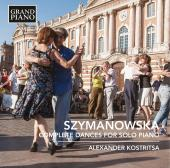 Album artwork for Szymanowska: Complete Dances for Solo Piano