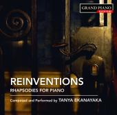 Album artwork for Ekanayaka: Reinventions – Rhapsodies for Piano