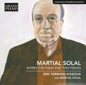 Album artwork for Martial Solal: Voyage en Anatolie; 7 Preludes