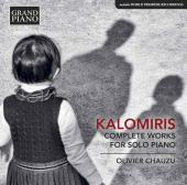 Album artwork for Kalomiris: Complete Works for Piano Solo