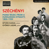 Album artwork for Széchényi: Piano Music from a Hungarian Dynasty,