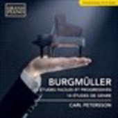 Album artwork for Burgmüller: 25 Études faciles et progressives, O