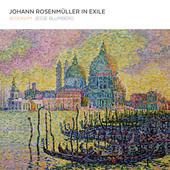 Album artwork for Johann Rosenmüller in Exile