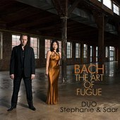 Album artwork for Bach: The Art of Fugue, BWV 1080