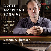 Album artwork for Great American Sonatas