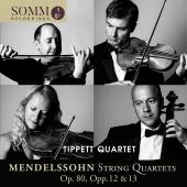 Album artwork for Mendelssohn: String Quartets Nos. 1, 2 & 6