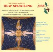 Album artwork for HUW SPRATLING - Choral Music