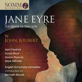 Album artwork for John Joubert: Jane Eyre (Live)