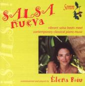Album artwork for SALSA NUEVA / Elena Riu