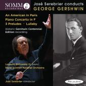 Album artwork for Gershwin: An American in Paris, Piano Concerto in