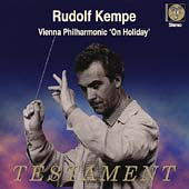 Album artwork for Vienna Phil.On Holida