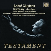 Album artwork for Stravinsky: Le Rossignol / Cluytens