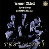 Album artwork for WIENER OKTETT PLAYS...