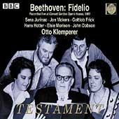 Album artwork for BEETHOVEN - FIDELIO