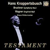 Album artwork for BRUCKNER & WAGNER