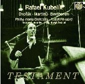 Album artwork for RAFAEL KUBELIK CONDUCTS