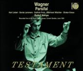 Album artwork for Wagner: Parsifal / Rudolf Kempe, Covent Garden