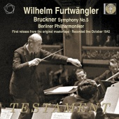 Album artwork for Bruckner: Symphony No.5