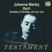 Album artwork for J.S. Bach: Sonatas & Partitas