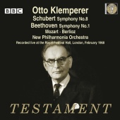 Album artwork for KLEMPERER CONDUCTS Schubert, Beethoven, Mozart, et