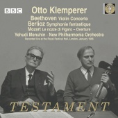 Album artwork for KLEMPERER CONDUCTS...