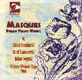 Album artwork for Masques:  Polish Piano Works